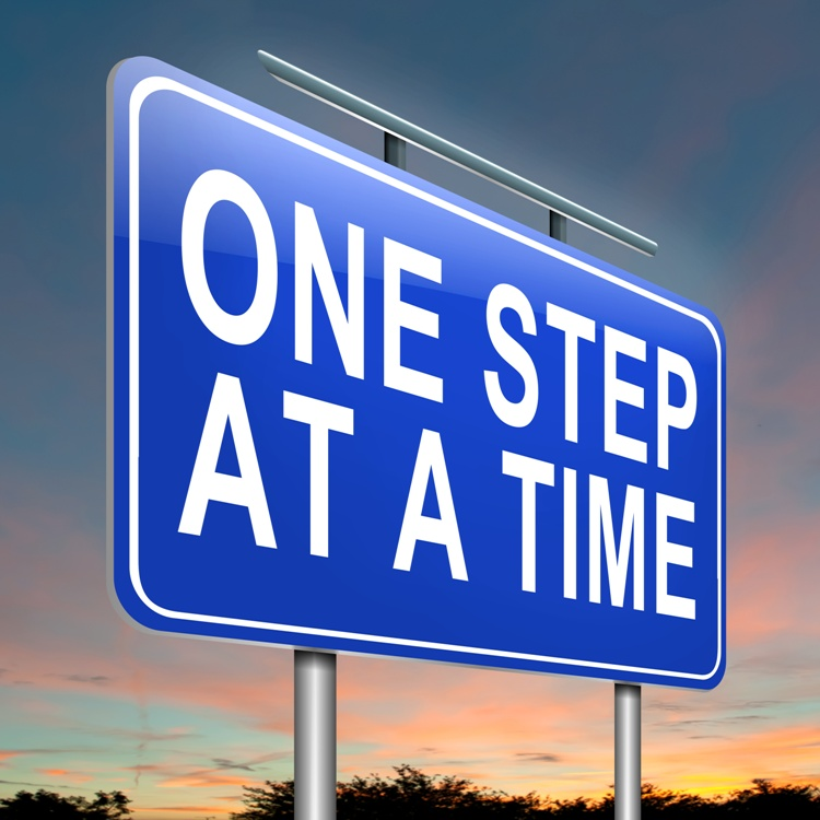 Step 3 in addiction treatment