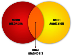 Dual diagnosis and addiction